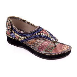 Ethnic Flat Sandal