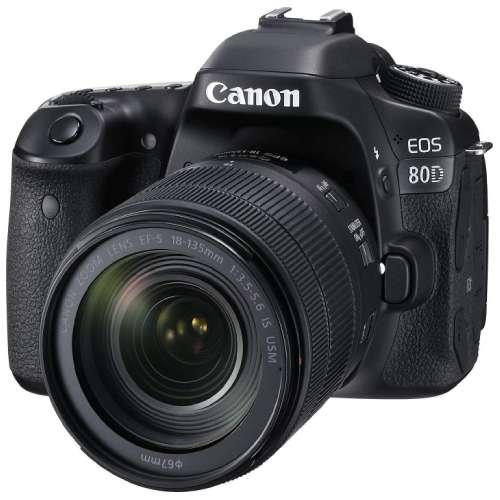 canon 80 dslr cameras